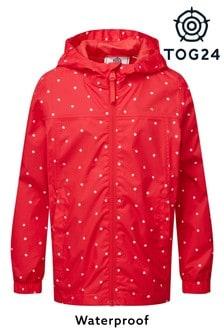 Розовая непромокаемая складывающаяся куртка Tog 24 Craven