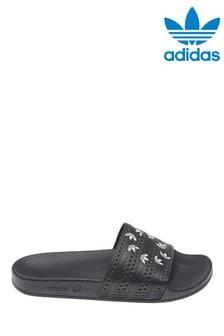 adidas Originals運動拖鞋