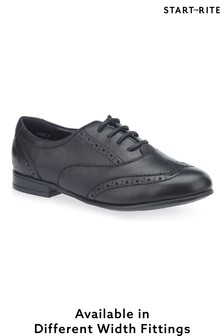Start-Rite Black Matilda Shoes