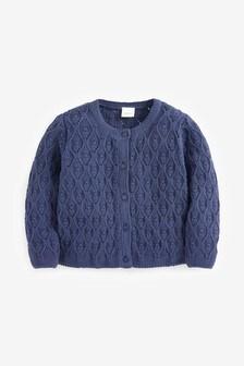 Pletený sveter (3 mes. – 7 rok.)