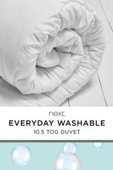 10.5 Tog Everyday Washable Duvet