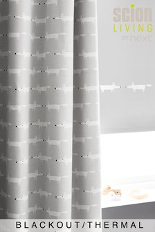 Scion Living Exclusively At Next Eyelet Blackout Curtains
