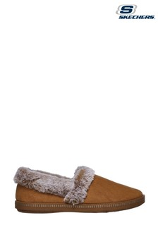Skechers® Camel Cozy Campfire Team Toasty Trainers