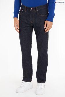 Tommy Hilfiger Blue Core Straight Denton Denim Jeans