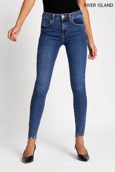 ג'ינס של River Island דגם Dark Auth Amelie Geisha
