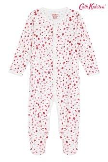 Cath Kidston Sleepsuit Mini Lovebugs