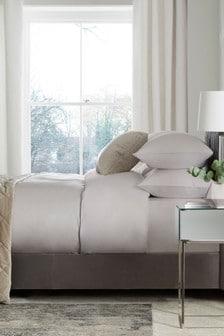 Poszewka na kołdrę i poduszki z bawełny Collection Luxe,  o gęstości splotu 500