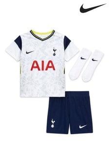 Nike Tottenham Hotspur Football Club 2021 Heimspiel-Set fürKleinkinder