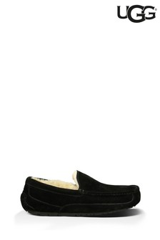 UGG® Suede Ascot Slippers