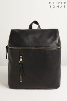 Oliver Bonas Sammie Slouch Zip Backpack
