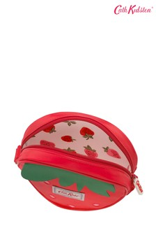 Cath Kidston® Red Solid Kids Strawberry Novelty Handbag