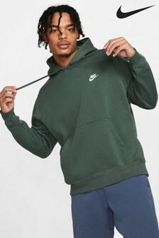 Nike Club Kapuzensweatshirt aus Fleece