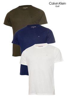 Calvin Klein Golf 綠色T恤組合
