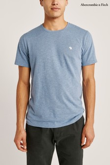Abercrombie & Fitch Blue Icon T-Shirt