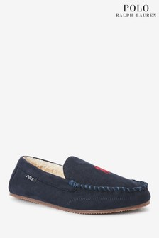 Polo Ralph Lauren Mens Dezi V Slippers
