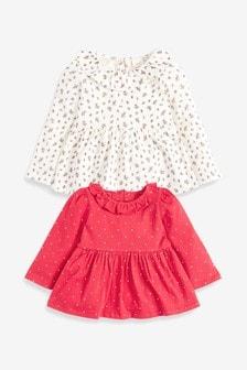 מארז2 חולצות צווארון (3 חודשים עד גיל 7)