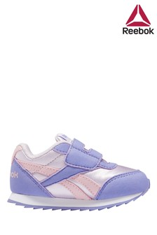Reebok Purple Trainers