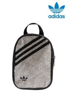 Рюкзак с люрексом adidas Originals (маленький)