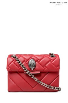 Kurt Geiger London Mini Kensington Red Day Bag