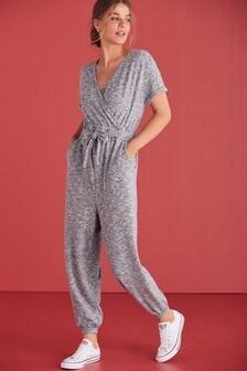 Maternity/Nursing Cosy Jumpsuit