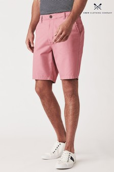 Crew Clothing Purple Bermuda Shorts