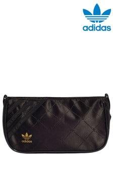 Маленькая сумка с длинным ремешком adidas Originals