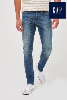 Gap Blue Medium Wash Slim Fit Jeans