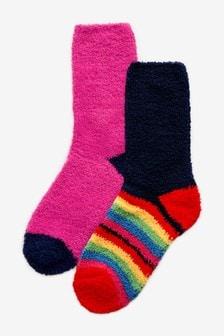 Набор из двух пар удобных носков для сна