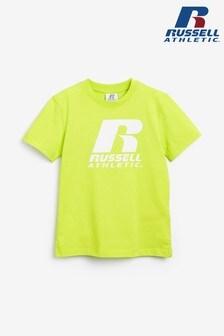 Russell Athletics Girls Logo T-Shirt