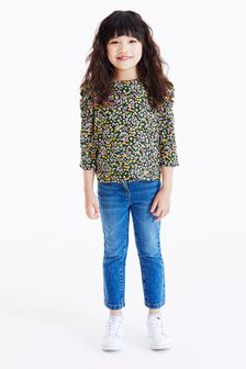 Ruched Sleeve Blouse (3-16yrs)