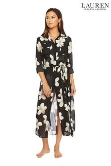 Lauren Ralph Lauren® Villa Floral Maxi Midi Dress