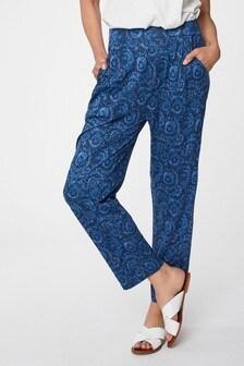 Синие брюки Thought Valeria