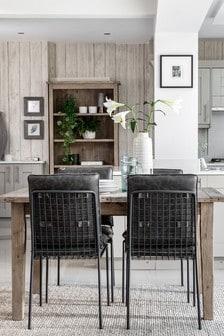 Sandham 6-8 Seater Extending Dining Table
