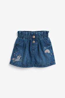Paperbag Skirt (3mths-7yrs)