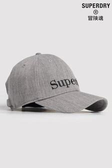 Superdry 繡花帽