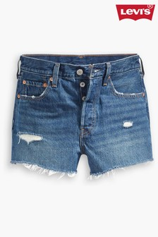 Levi's® 501™ Dark Blue Denim Shorts
