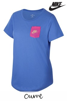 T-shirt Nike Curve Icon Clash