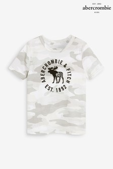 Abercrombie & Fitch Logo Graphic T-Shirt