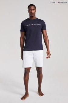 Tommy Hilfiger藍色Tommy Original 平織短褲套裝