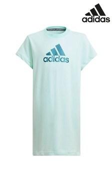 adidas T-Shirt-Kleid