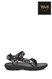 Čierne sandále Teva Hurricane