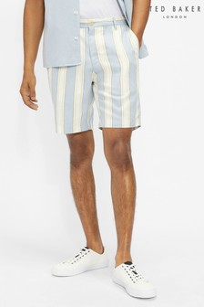 Ted Baker Calvie Bold Striped Shorts