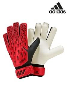 adidas Red Predator Goalkeeper Gloves