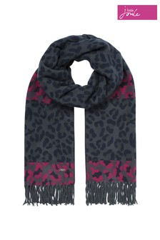 Joules Jacquard Scarf