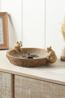 Bear Decorative Platter