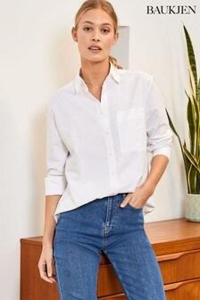 Baukjen White Heather Shirt