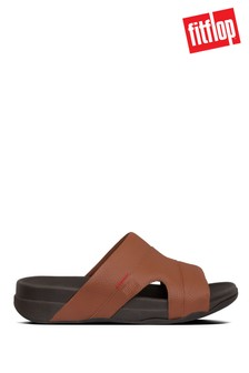 FitFlop™ Brown Freeway Pool Sliders
