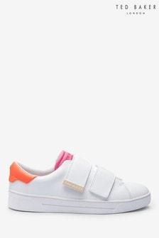 Ted Baker - Witte sneakers