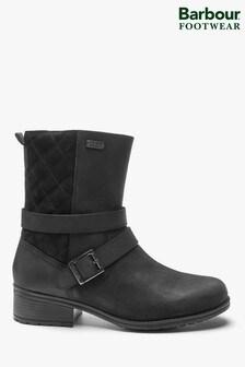 Barbour® Garda Wrap Around Strap Boots