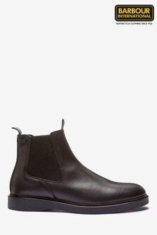 Barbour® International Crank Chelsea Boots